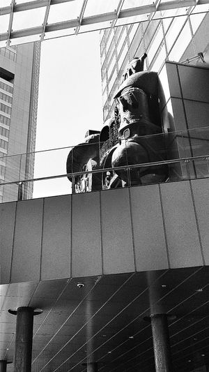 Hayao Miyazaki Art Installation Art Shiodome Tokyo Japan Travel Photography