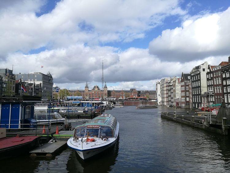 Amsterdam Cityscape Architecture Travel Destinations Vacations Iamsterdam