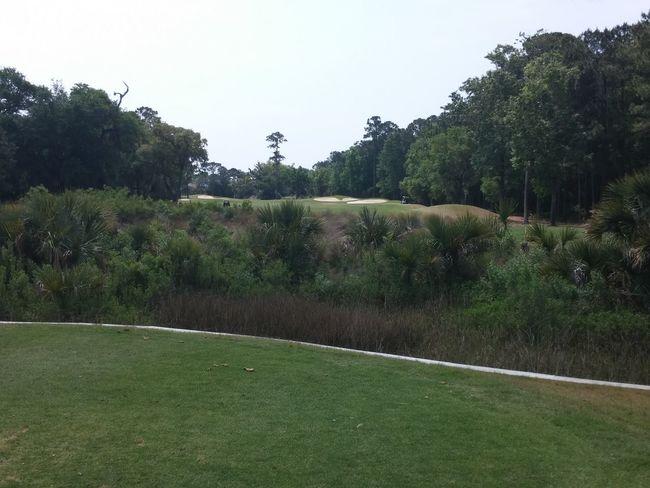 Golf Relaxing