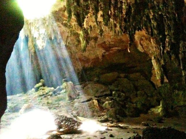 Cave Lol-tun Nature Light