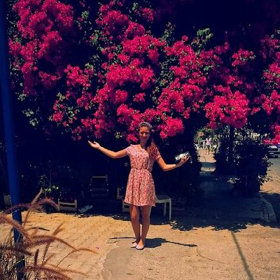 Flowers Cute Love Fethiye