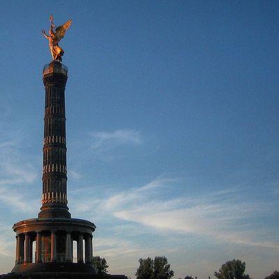 Dawn light Dawn Light Berlin Photanaka Morning Tower Travel