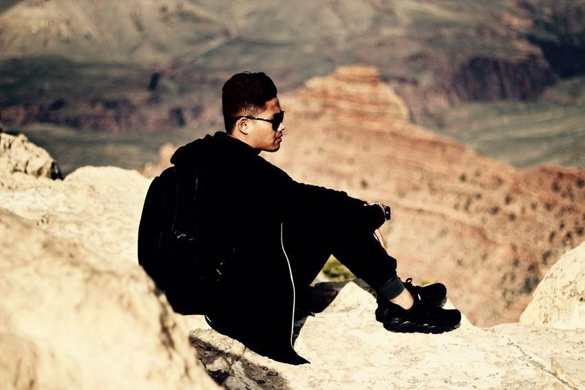 Scenery gazing Hostravels Arizona Grand Canyon Hosphotography Nature Photography