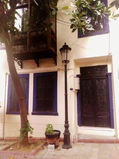 Tarihi Asansör Izmir Asansör Dariomoreno House Smyrna Turkey Izmir