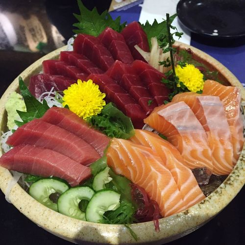 Sushi Sushi Time Dinner Hungry Favourite Appetizing  Food Preparation Japanese Food Fish Yummy Artfood