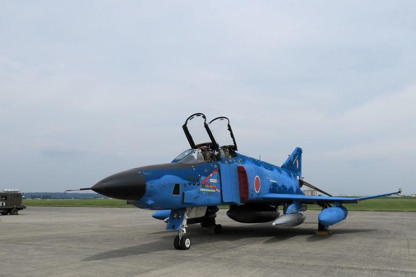 F-4EJ改 F-4 Phantom JASDF 航空自衛隊 Air Base Festival