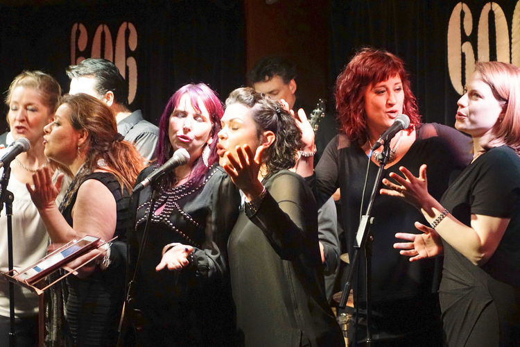 Godalming Community Gospel Choir performing at the 606 Jazz Club in Chelsea, London. 606 Jazz Club Chelsea Choir  England England 🌹 England, UK England🇬🇧 Godalming Godalming Community Gospel Choir Gospel Gospel Choir Gospel Music Gospelmusic London LONDON❤