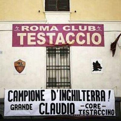 Ave Claudio, Core Testaccino.