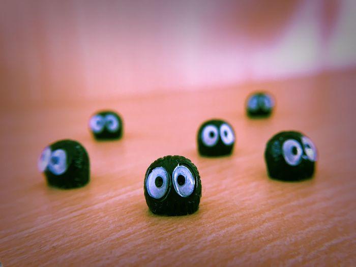 Mini faces