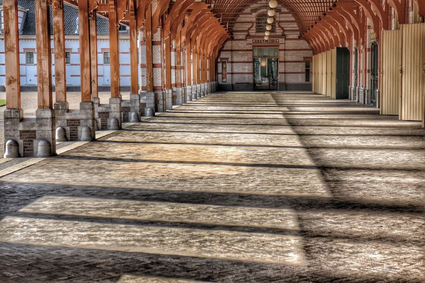 Stables Old Building  Royal Stables Woodwork  Pilars Emptiness Quiet Stillness No People Empty Fresh On Eyeem