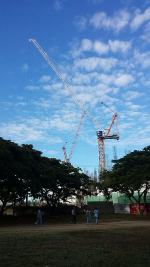 Under Construction Taking Photos Enjoying The View Cebu Philippines Building Nature Construction Enjoying The Sights Remie'sphotography