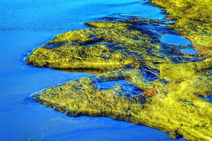 Beauty In Nature Littoisten Järvi Sunlight Focus On Foreground Rocks And Water Sunrise_sunsets_aroundworld