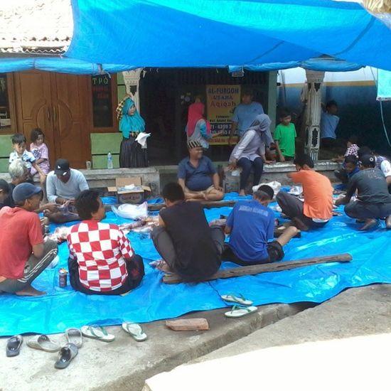 Kumpulisasi menunggu si mbe dan si mooo Jakarta Qurban Justshare Cow goat