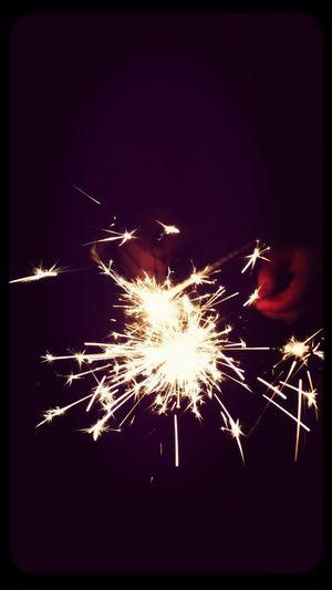 twinkle twinkle little sparkler lol