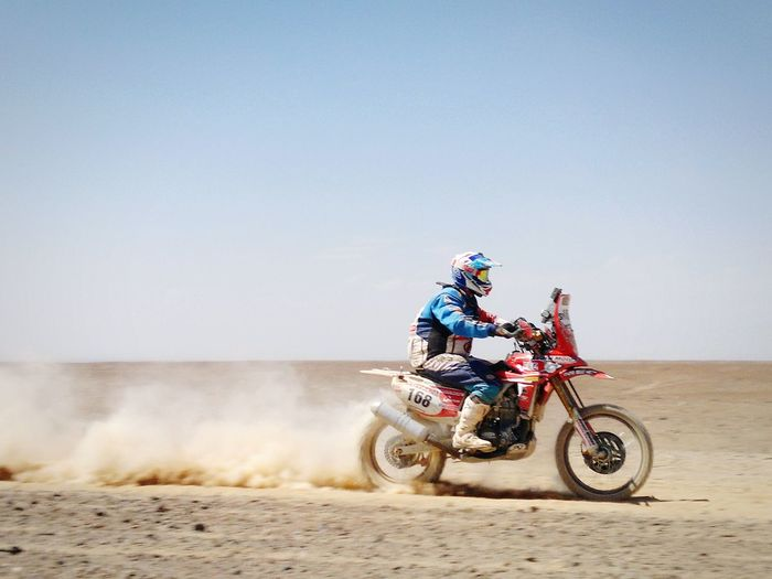 Rally Dakar Off