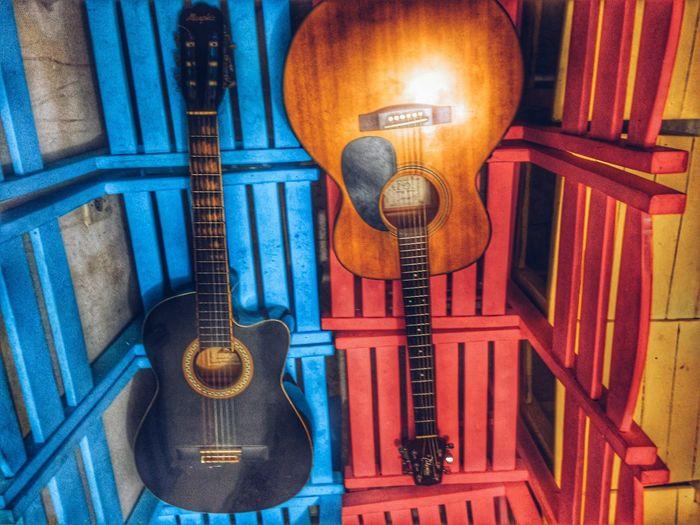 Música é cor! First Eyeem Photo