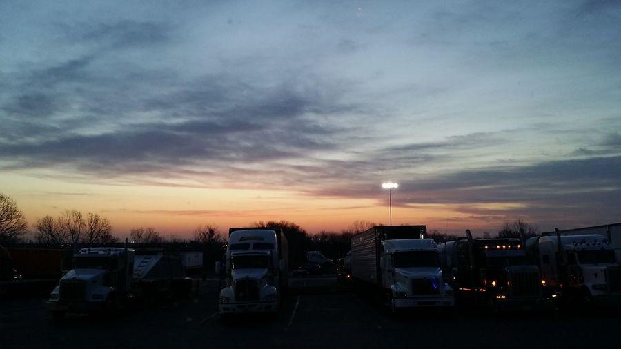 Sunrise Oklahoma TruckStop