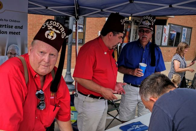 55th Annual National Czech Festival August 6, 2016 Wilber, Nebraska Camera Work Candid Portrait Charity Club Community Community Service Czech Days Czech Festival Documentary Photography Fez Freemason  Freemasonry Front View Hats Lifestyles Looking At Camera Masons Mystic Portrait Sesostris Shrine Masons Shriners Small Town Stories Traditional Culture Wilber, Nebraska