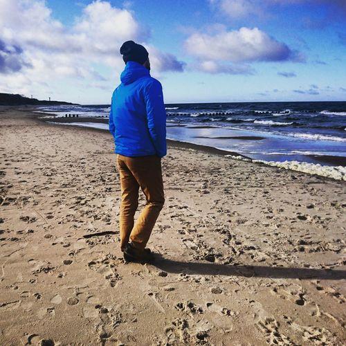 sea Cold Winter