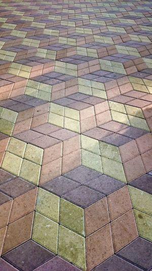 Geometry Pattern Batumi Boulvard