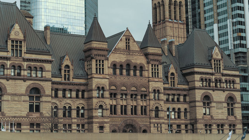 Old City hall EyeEm Best Shots Toronto Arch Architecture Building Building Exterior Built Structure City Day Façade First Eyeem Photo Government History Nature No People Office Building Exterior Outdoors Sky Skyscraper The Past Tourism Tower Travel Travel Destinations Window