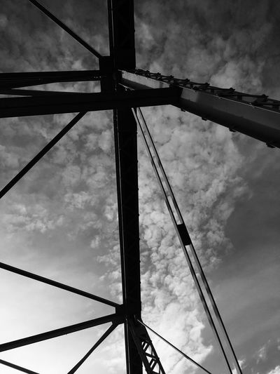 Bridge Beams Steel Toxxiccandii Toxiccandiiphotography Taking Photos
