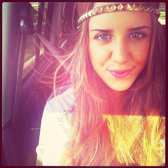 Enjoying Life Selfie Style Smile