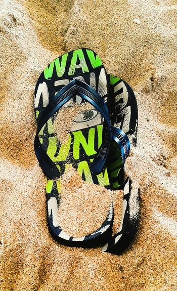 Kick your shoes off Beach Sand Southcoast Flipflops Shoes Black And Green Summer Vibes Summer Port Edward