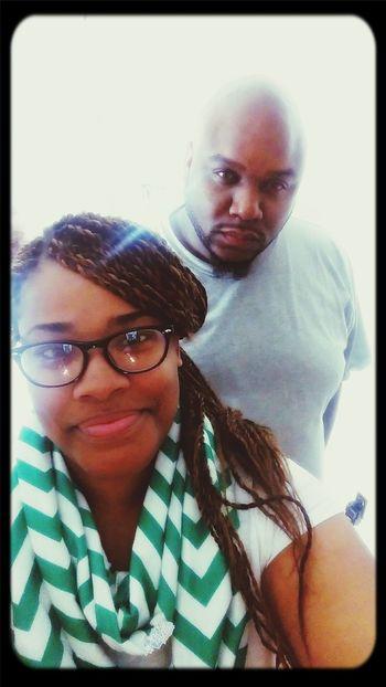 Mr. & Mrs. PdotAL PdotAL Selfie✌ Usie😝