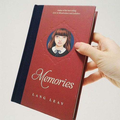 Chủ nhật lơ mơ thẩn thơ với Lang Leav Memories Poem Langleav Favoriteauthor Beautifulwords Books Bestoftheday Booksworm