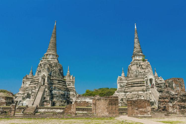 วัดพระศรีสรรเพชญ์ Antique Thailand Ancient Architecture Architecture Ayutthaya0 History Religion Thailandtravel Travel Travel Destinations Unseenthailand