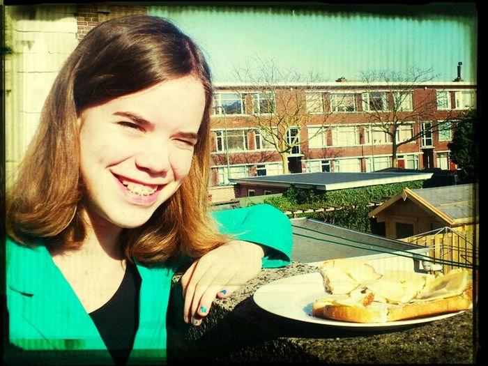 Eating With Melanie
