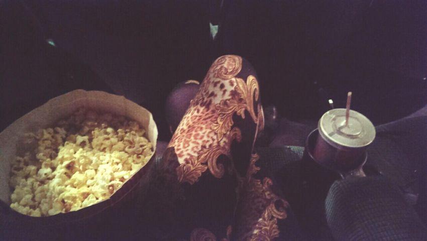 Cinema Free Time Exodus Enjoying Life