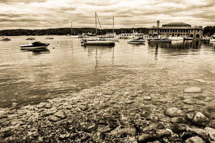 Lake Geneva in Blackandwhite Ireallylikeblackandwhite