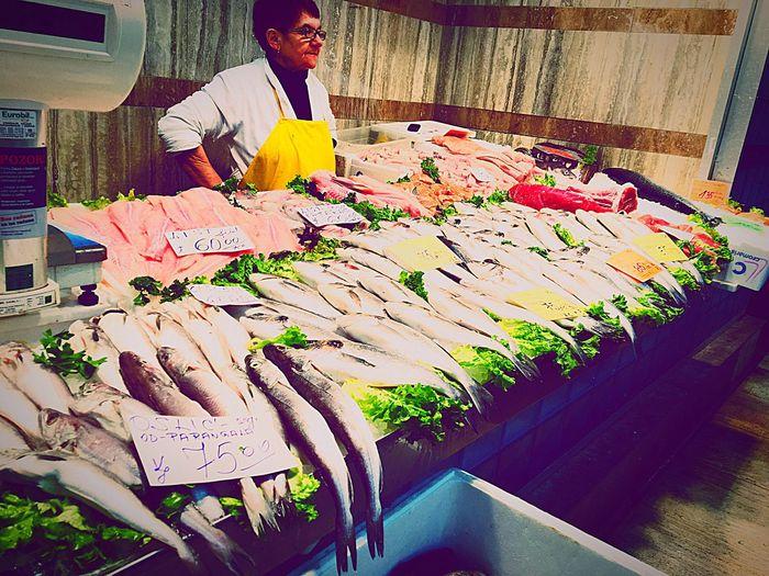 Fish Market Morning Croatia Zagreb Zagreb, Croatia FishMarket Morning fish market in when I went to Croatia