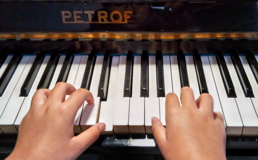 My daughter practising piano, which is a gift from her grandmother 🌸💐💮🏵🌹🌺🌻🌼 Music Human Body Part Piano Key Piano Musical Instrument Human Hand Arts Culture And Entertainment Indoors  One Person Close-up Places Around The World Family Love  FamilyTime Hello World ❤ ColourMyWorld Colours And Patterns Musical Instruments Family Ties Memory Of The Day MemoryShooter MomentsToRemember Moment In Time Moments In Life  Colourmehappy Colouryourworld Piano Moments