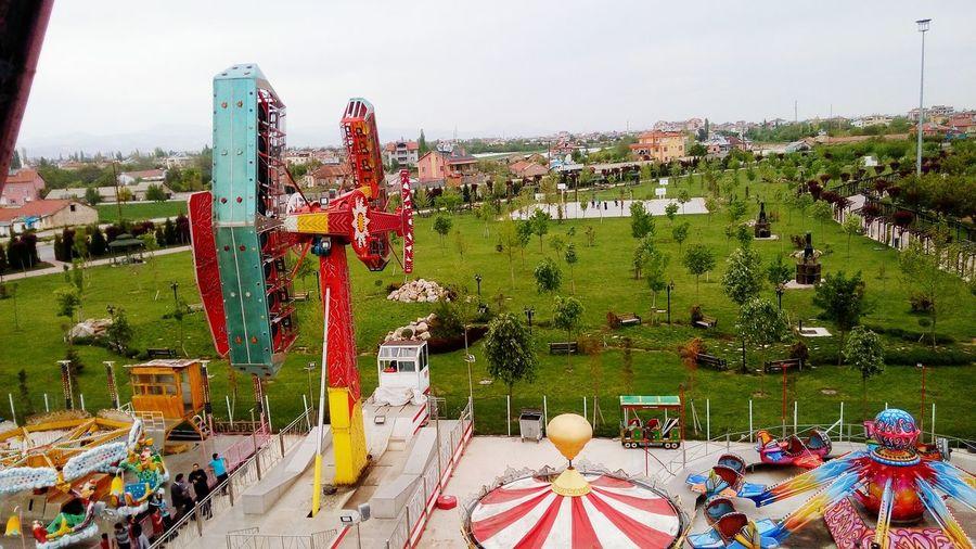 Konya Fun Fair Amusement Park Extreme Green Park Lunapark