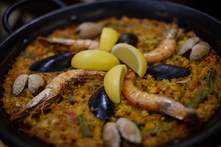 FUJIFILM X-T2 Food And Drink Foodie Paella Rice Shrimp Spanish Food Food Food Photography Food Porn Foodphotography Foodporn Fujifilm Fujifilm_xseries Paellas X-t2 スペイン料理 パエリア