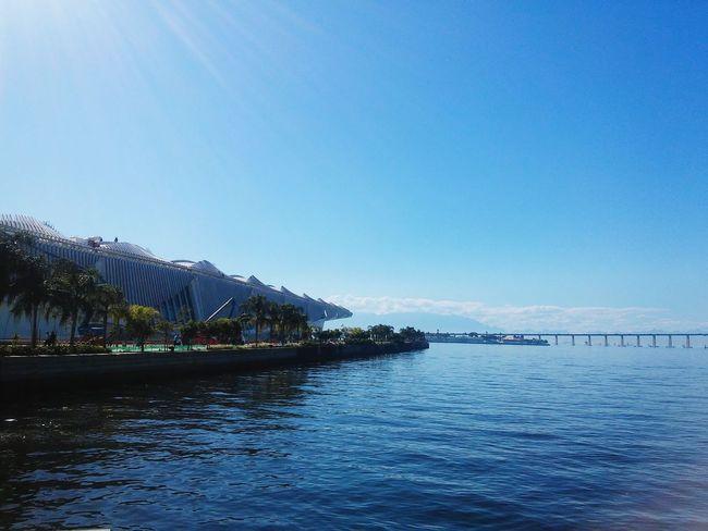 Baia de Guanabara rio de janeiro. Baía De Guanabara Ponte Rio Niteroi Rio De Janeiro Museu Do Amanhã Brasil ♥ Sol Relaxed