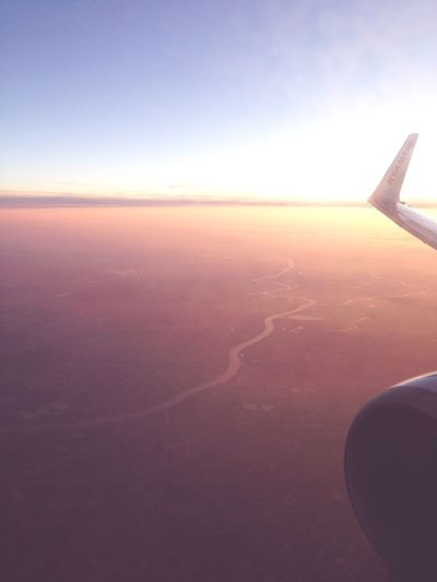 Business Trip Airplane From An Airplane Window View Enjoying The View From Above  River River View Germany Love Germany
