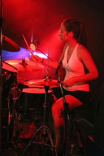 Concert Concert Photography Drum Kit Event Konzertfotografie Konzertfotos Live Music Musician Rock Music
