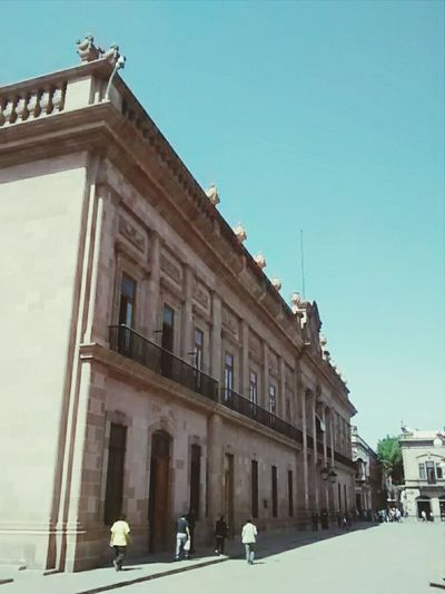 Edificio de Gobierno Mi Mexico Querido