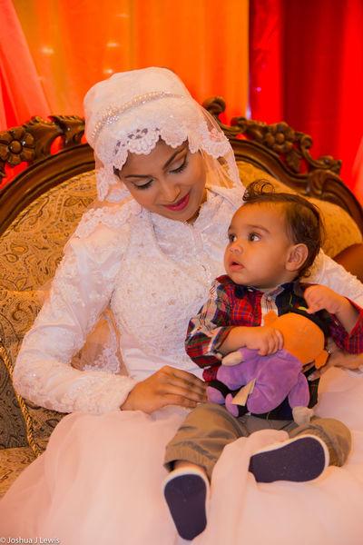 Childhood Baby Portrait Caribbean Religion Stillife Trinidad And Tobago Muslimwedding Happiness Wedding Dress Smiling Love Bride Beautiful Life Events