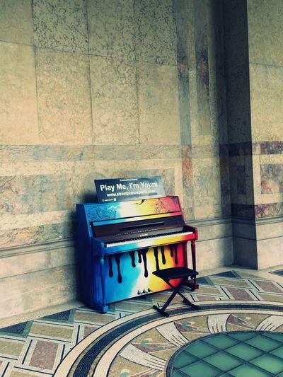 Streetpiano Paris Petitpalais Piano
