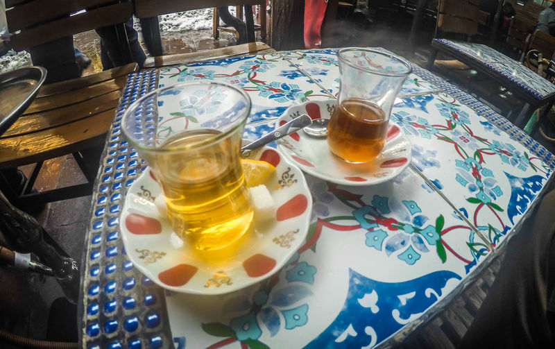 -- on a cold winter day, yet outdoors -- Apple Tea Açık Drink Drinking Food And Drink Koyu Maramia Tea No People Outdoors Refreshment Sage Tea Sheesha Table Tea Culture Tea Cup Tea In Turkey Tea Time Turkish Culture Turkish Food Turkish Habits Turkish Tea Turkish Tea Culture Türk çayı çay Çaydanlık