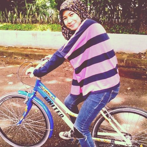 Sepeda an dulu coy