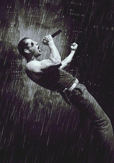 It's killing me! Avengedsevenfold Hellyeah Singing Scream Rain Mattshadows