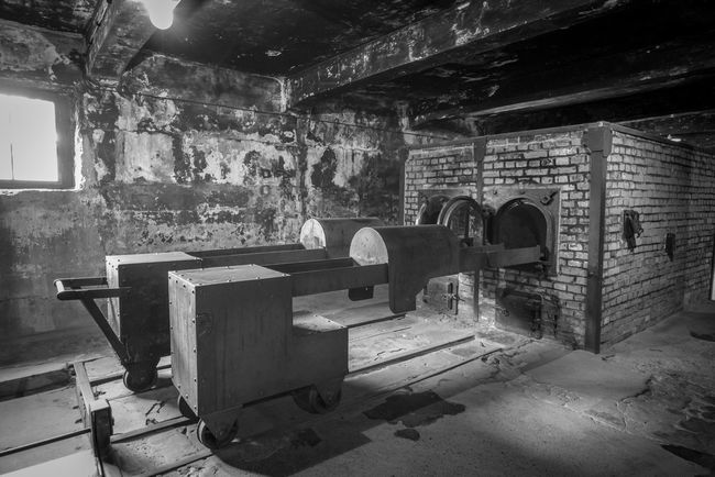 Auschwitz Auschwitz  Indoors  No People Technology Old Day Arts Culture And Entertainment Still Life Table Appliance Equipment History Household Equipment Nature The Past Glass - Material Business Built Structure Machinery