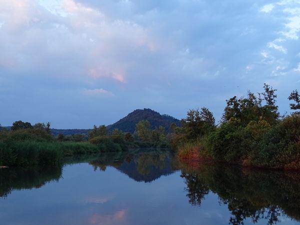 Cloud - Sky Day Lake Mountain Nature Reflection Scenics Sky Tree Water