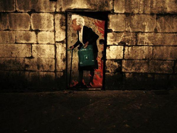 Oldwoman One Person Wallpainting Roadside Lonelyness Selfdependent Roadsidephotography Abandoned Mobilephotography Italy🇮🇹 Siena..❤ Sohan Dark City Life Close Window Art Is Everywhere Standing EyeEm Diversity The Street Photographer - 2017 EyeEm Awards Moving Around Rome The Street Photographer - 2018 EyeEm Awards